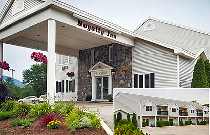 Royalty Inn, Main St., Gorham, NH